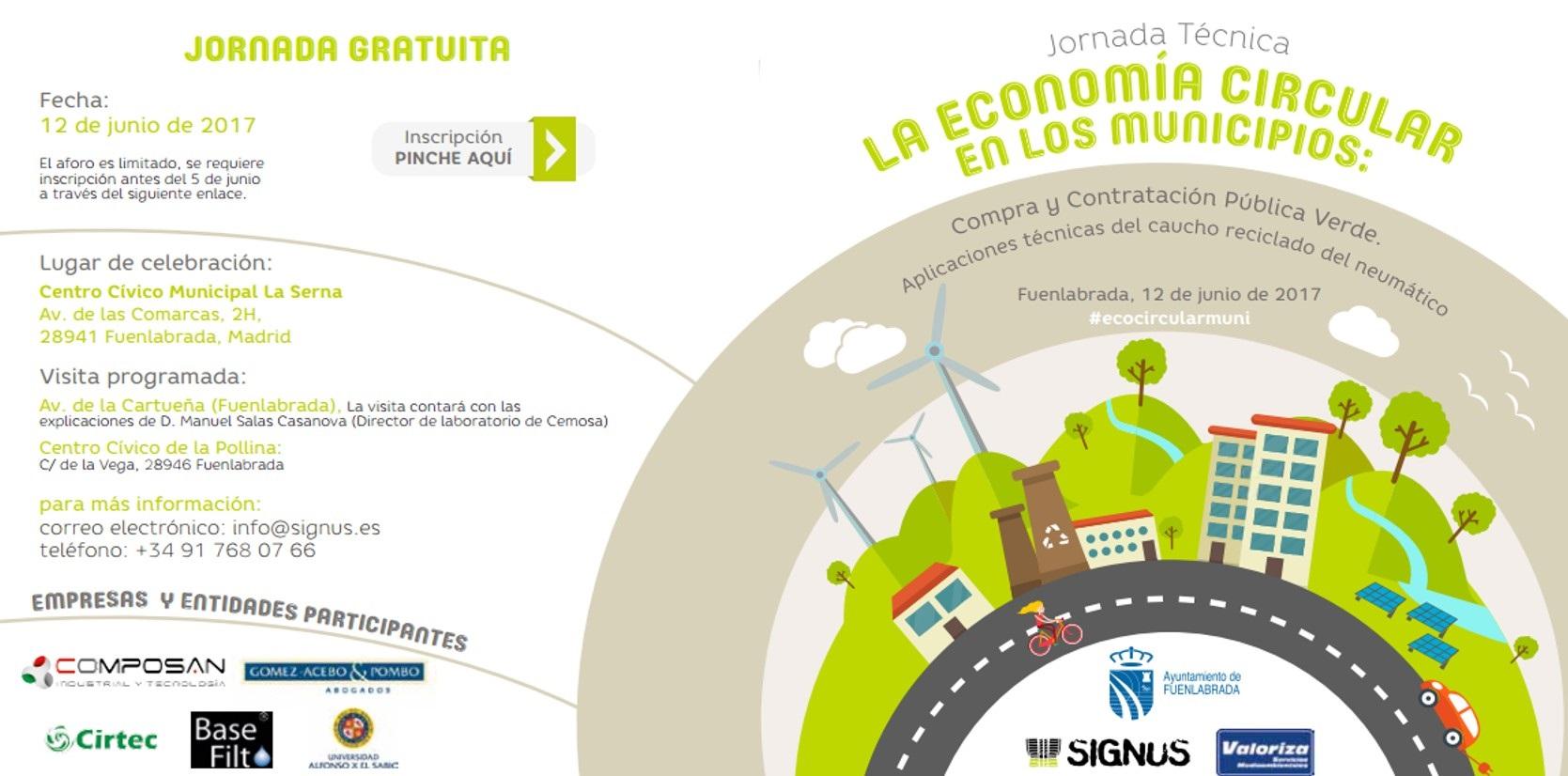 Fuenlabrada Circular Economy RARx