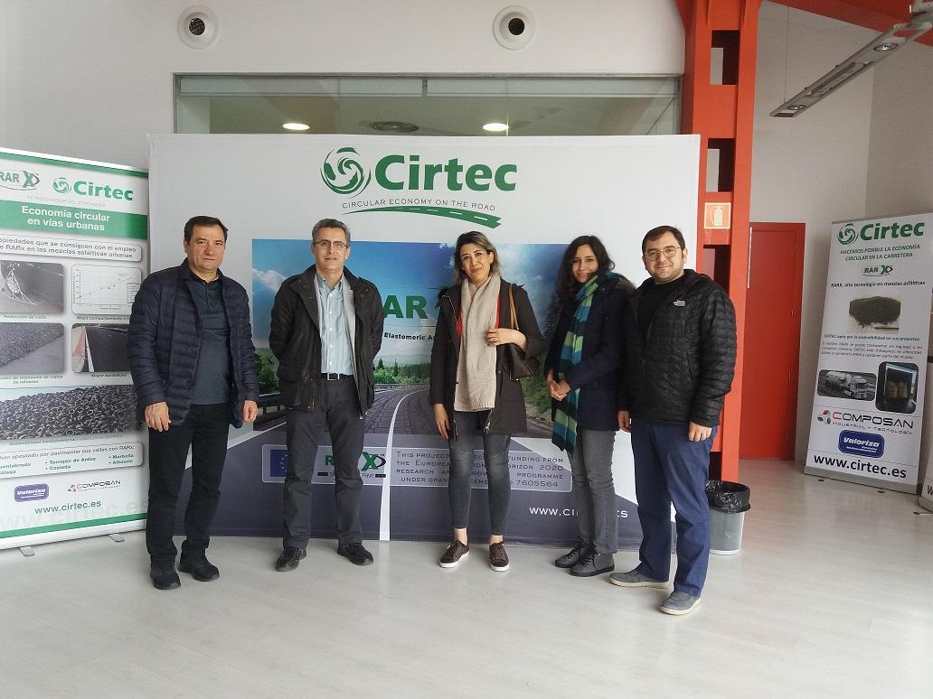 Kandoavn Pars visits Cirtec